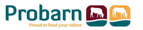 Probarn Proud to feed your talent